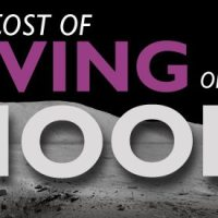The High Cost of Living on the Moon