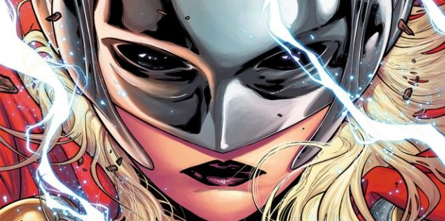 Don't Call Her Thorita: New Female Thor to Wield the Hammer