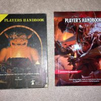 A Tale of Two Handbooks -- 1978 AD&D and 2014 D&D