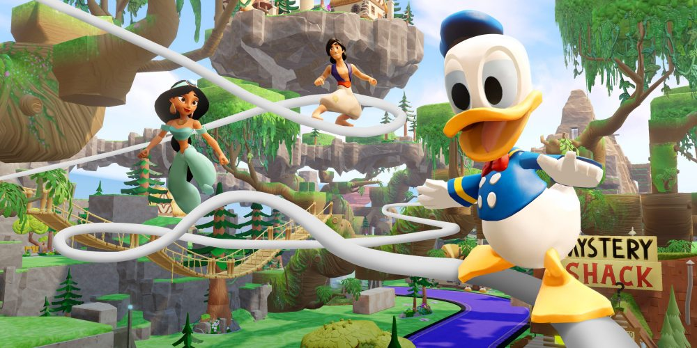 Disney Infinity Donald Duck