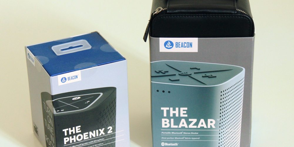 The Blazar and The Phoenix 2 from Beacon Audio