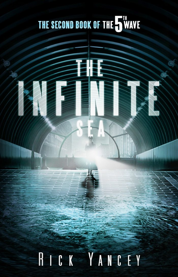 the 5th wave story continues in the infinite sea geekdad