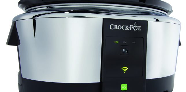 Cook Dinner With Your Phone With the WeMo-Enabled Crock-Pot
