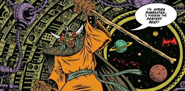 All in the Family: GeekDad Interviews <cite>Hip Hop Family Tree</cite>'s Ed Piskor