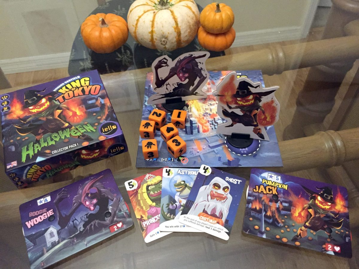 13 Tabletop Games for Halloween