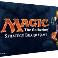 Magic: The Gathering Strategy Board Game Announced