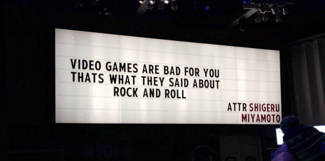 EMP, Nintendo and the <cite>Indie Game Revolution</cite>