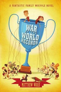 The War of the World Records