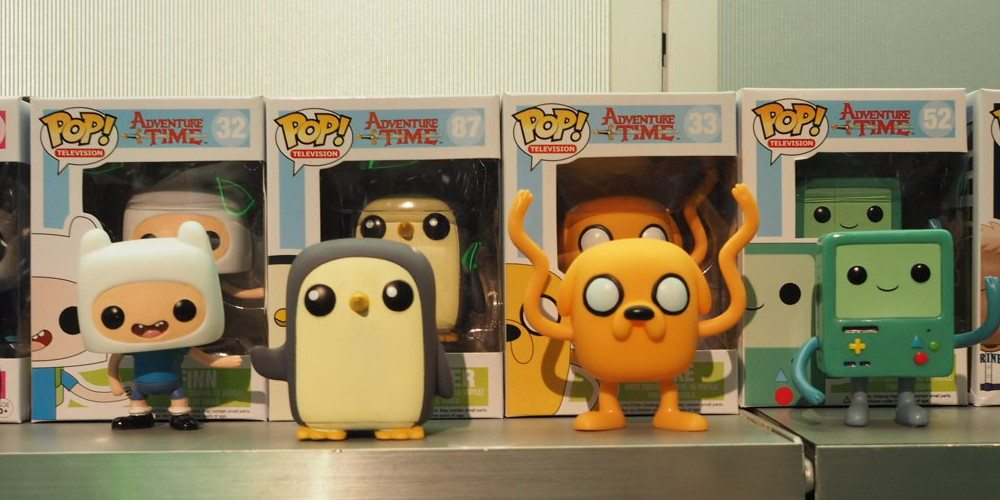 Funko Booth Toy Fair 2015