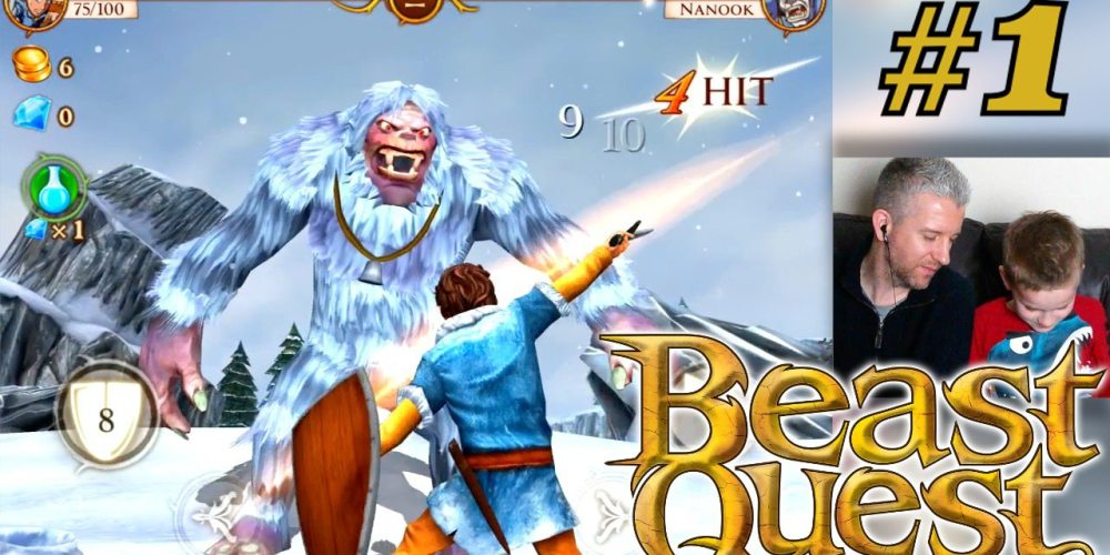 Beast Quest on iOS
