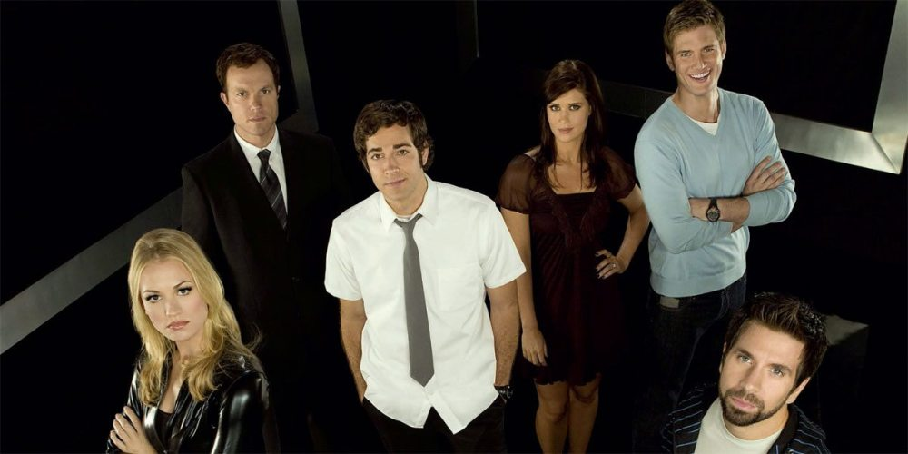 Chuck cast
