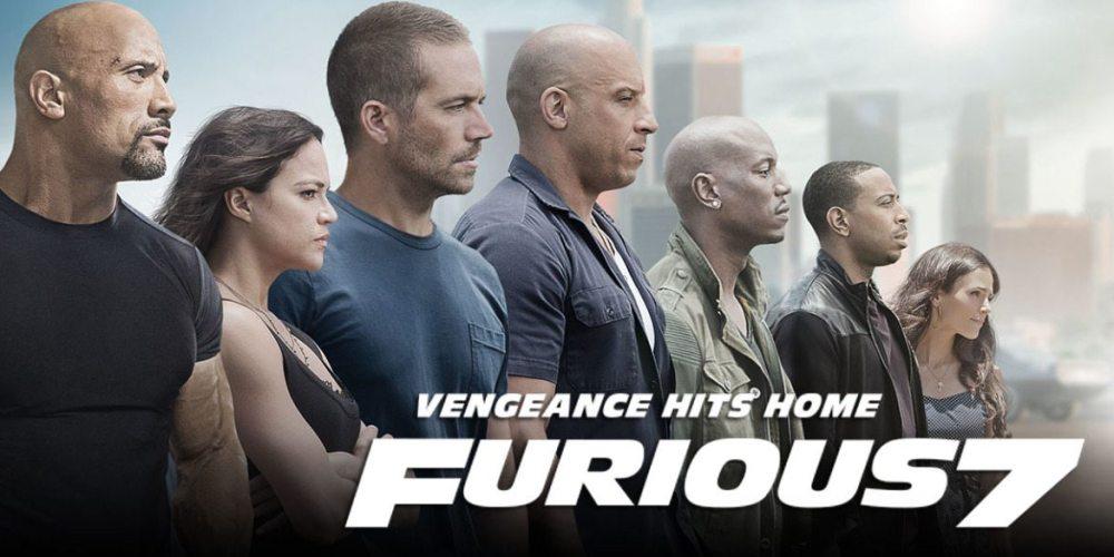 Furious 7 promotional image