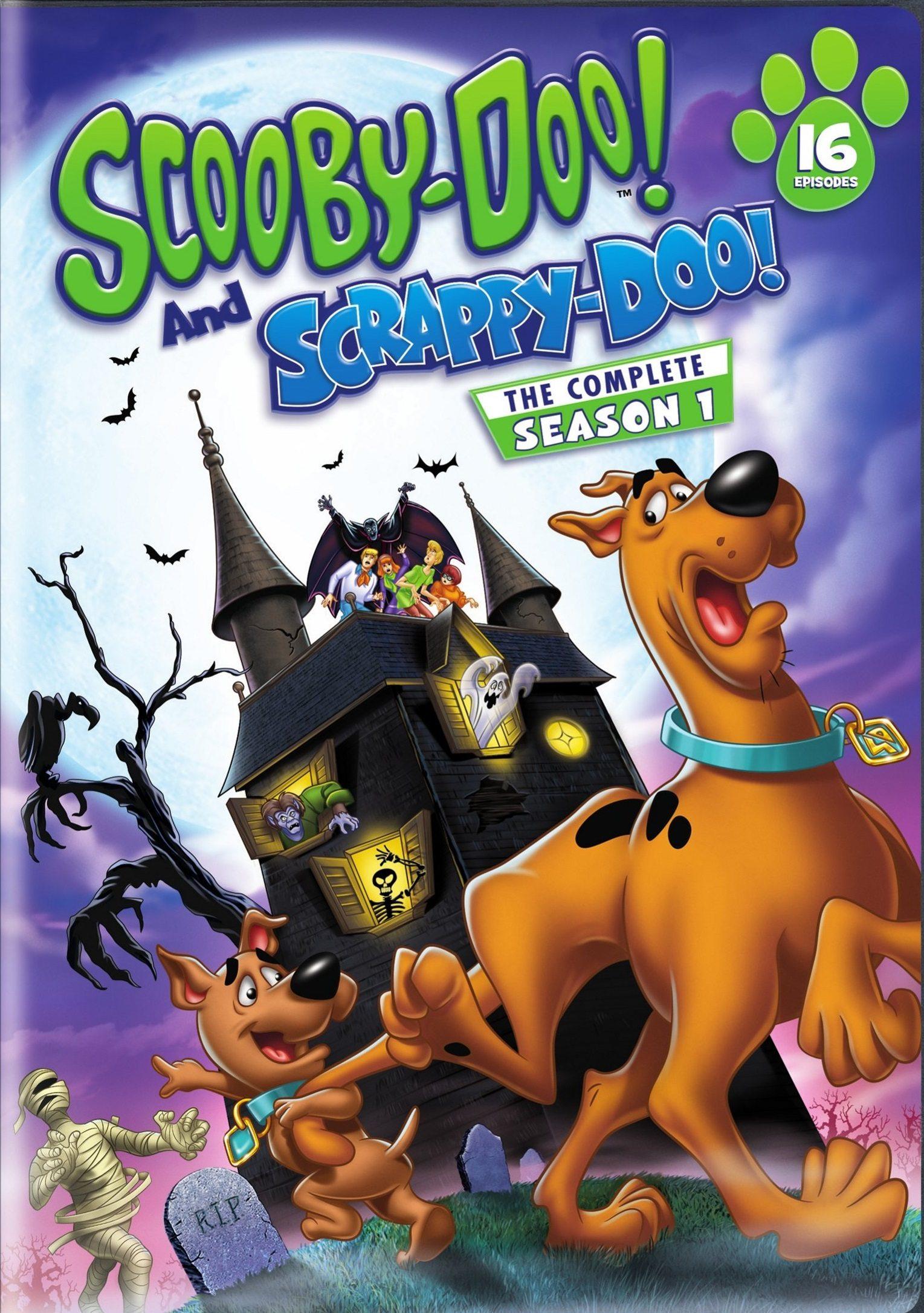 Puppy Power! Scrappy-Doo Comes to DVD - GeekDad
