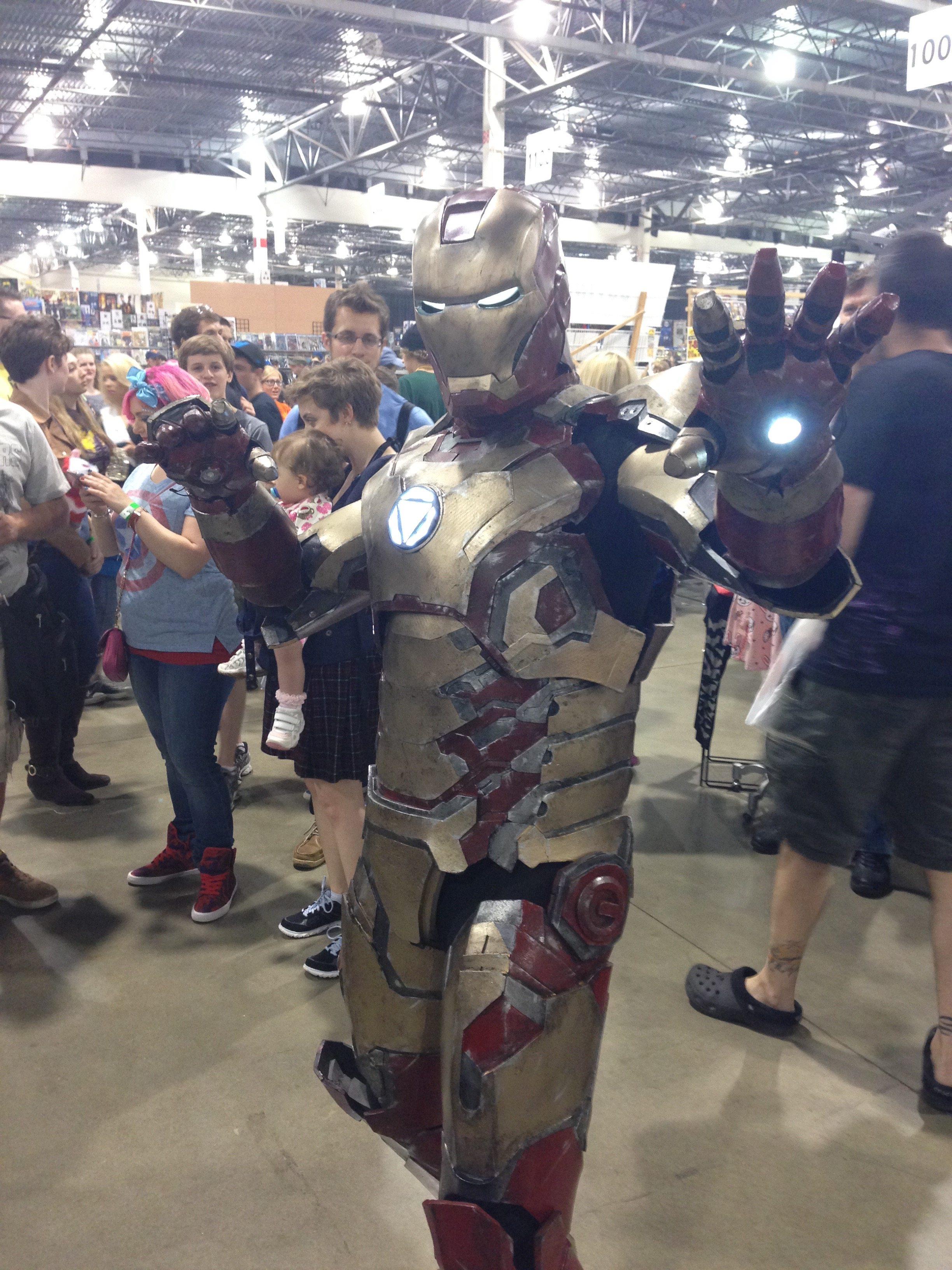 Motor City Comic Con Cosplay Round Up Geekdad