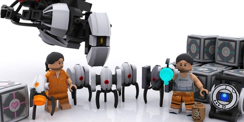 LEGO Portal - CUSO Project