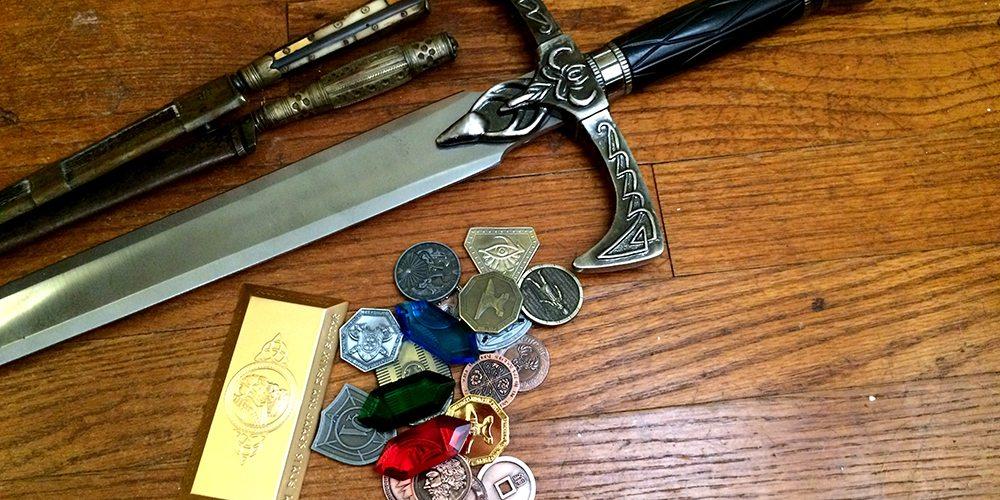 Fantasy Coins and Bars