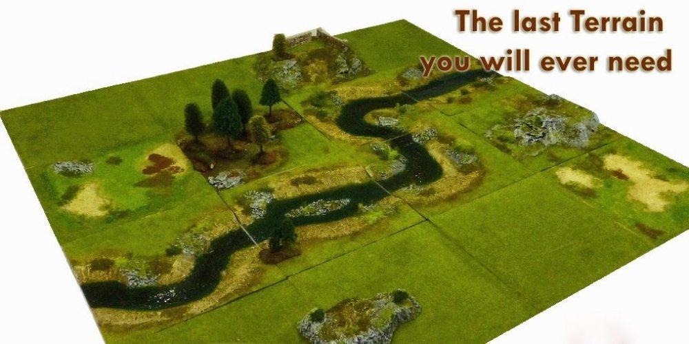 Pedion Modular Tile Kickstarter