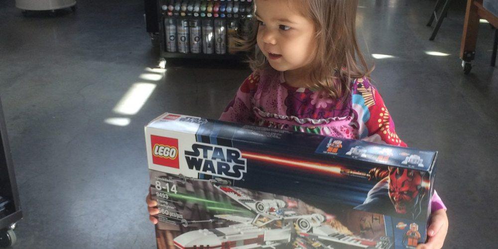 Toddler Star Wars
