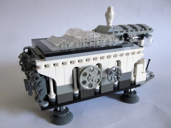 LEGO Analytical Engine