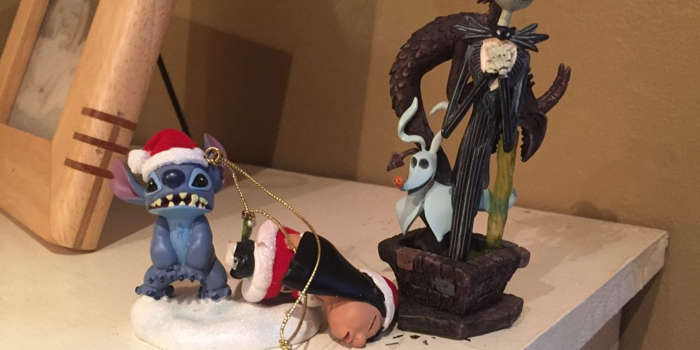 Jack and Zero survived, but Lilo and Stitch didn't.