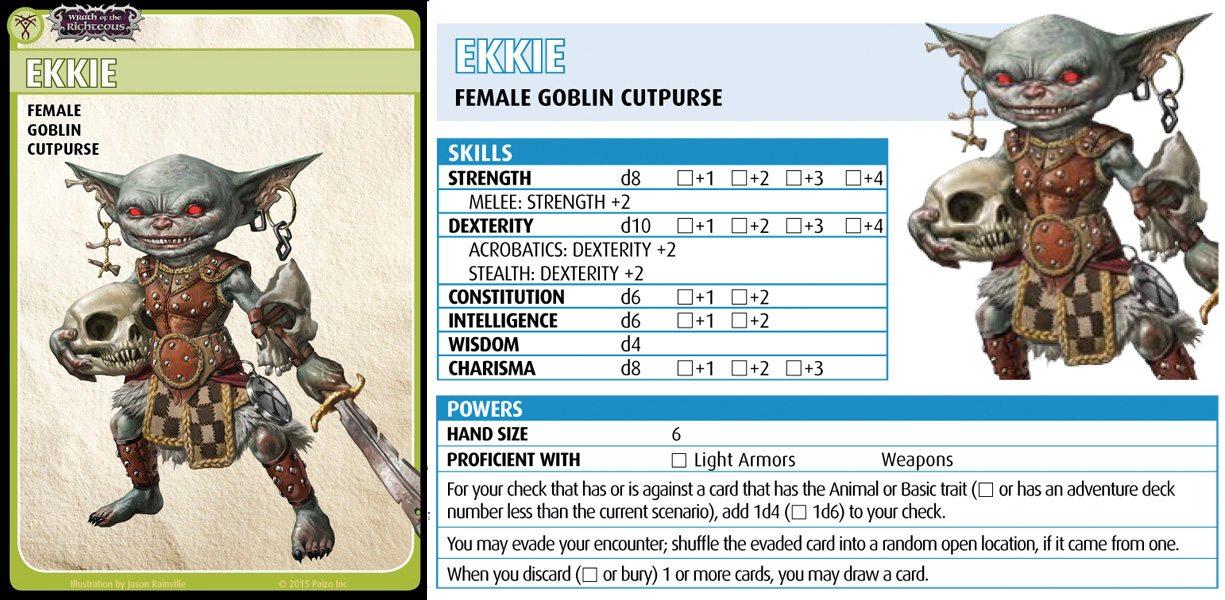 Campagne Pathfinder Jeu de carte - Wrath of the Righteous sur Tabletop Simulator - Page 6 Ekkie
