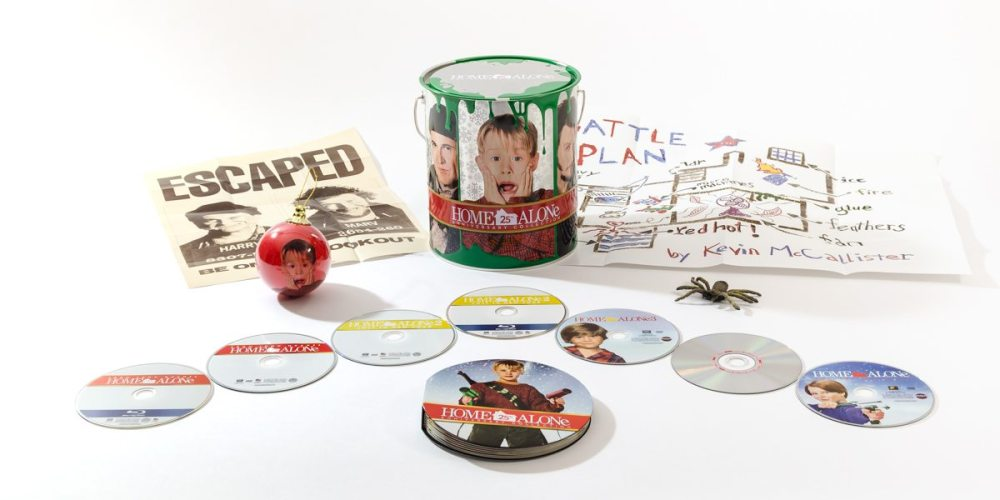 Home Alone 25th Anniversary Can