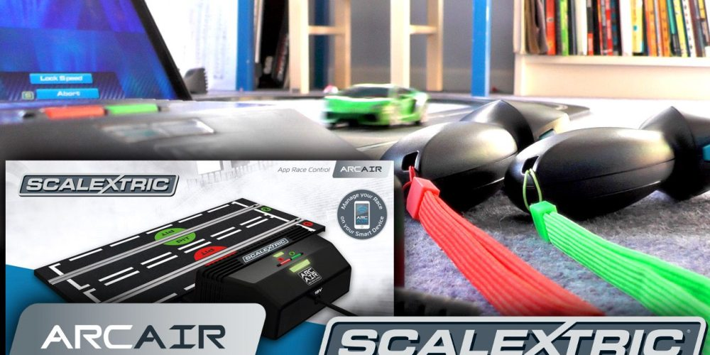 Scalectrix ARC AIR