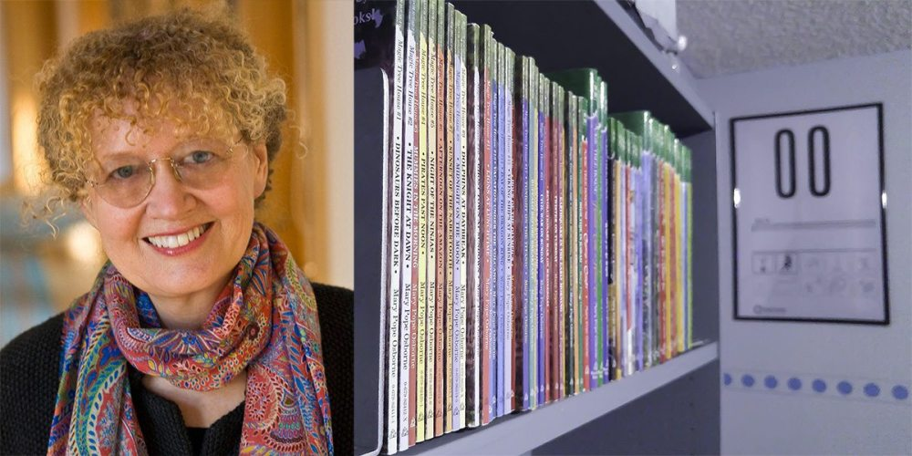 Mary Pope Osborne Books