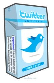Twitter es una adicción... Dicen!