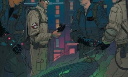 Halloween Special: Teenage Mutant Ninja Turtles / Ghostbusters #1