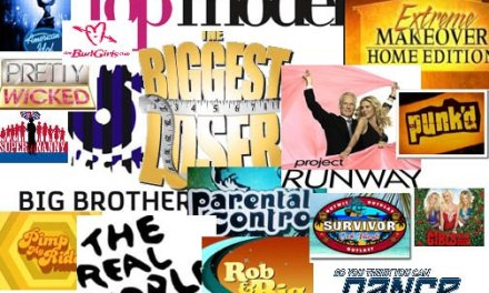 Why do we love Reality TV?