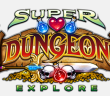 Super Dungeon Explore Logo - Soda Pop Miniatures
