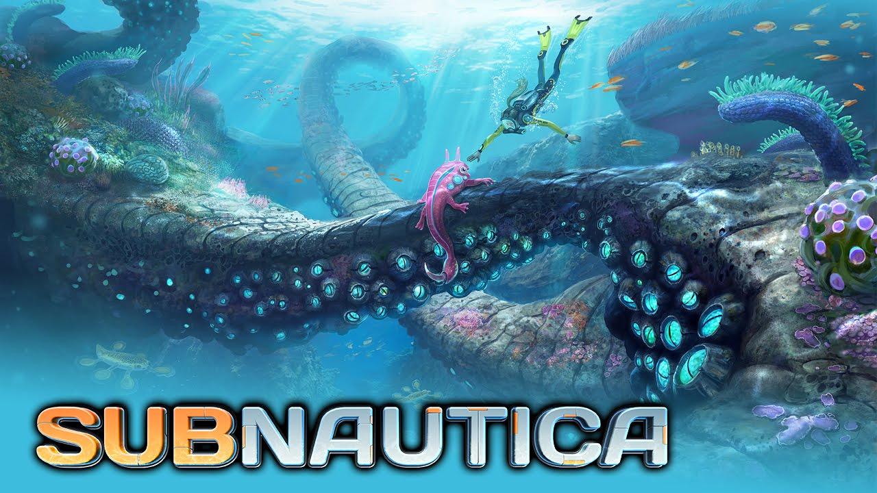 Coral Reef Wallpaper Hd Subnautica Dangerous Creatures Update Geek Ireland