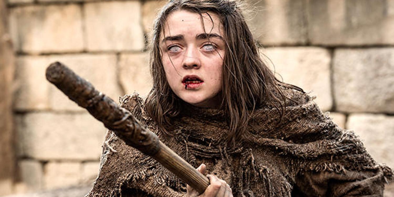 Game of thrones season 6 arya blind