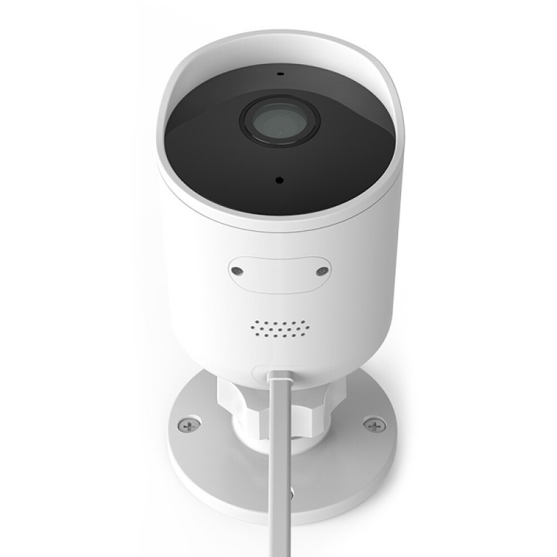 Camera De Surveillance Exterieur Live Yi Outdoor Security Camera Cloud Cam Wireless Ip 1080p