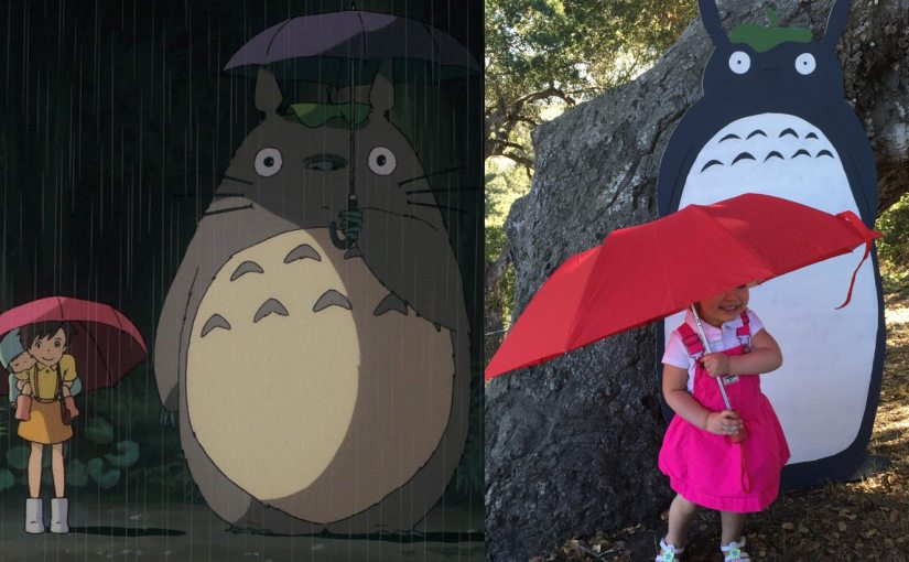 How to Throw a My Neighbor Totoro Birthday Party