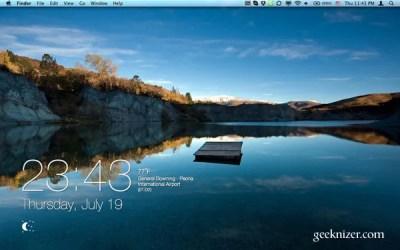 Geeknizer » Get Live Wallpaper on Mac OSX