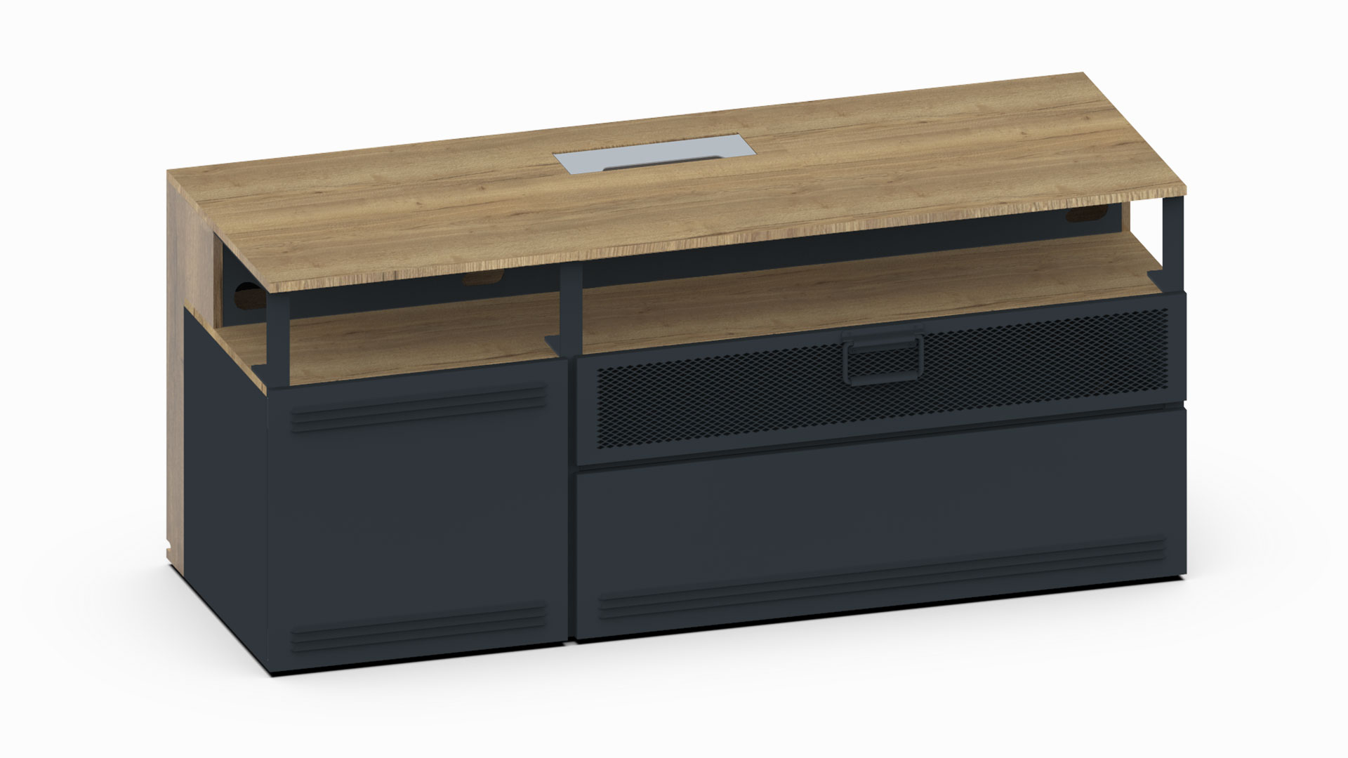 Design Industriel Meuble Meuble Industriel 150cm Geeko