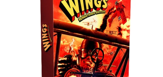 Wings Remastered throw-back box