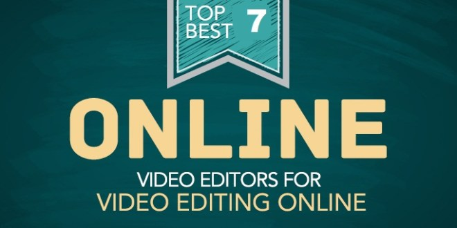 7 best online video editor editing videos online for free Best online c ide
