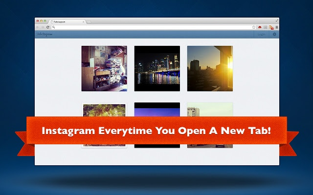 instatabs on Chrome Web Store