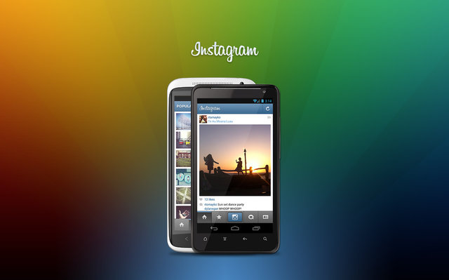 Instagram for Android 2012