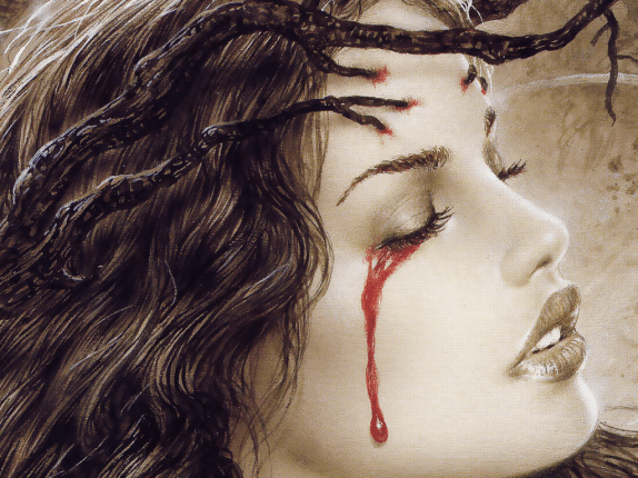 luis royo  our featured artist of the month