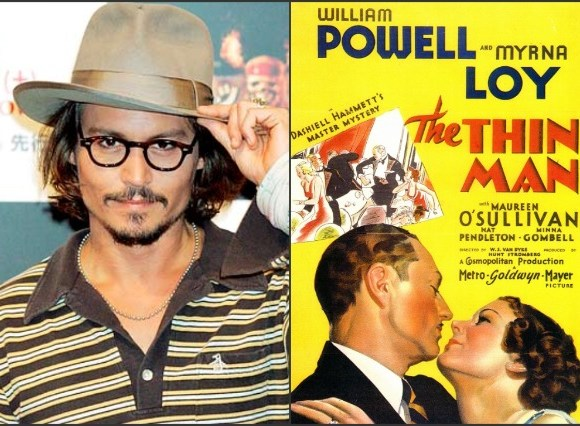 Johnny Depp to star in The Thin Man