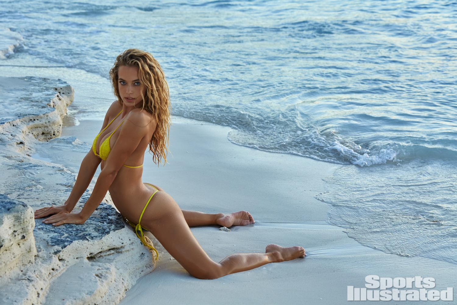Must See Entire Sexy Hannah Ferguson Swimsuit High Def Gallery ...
