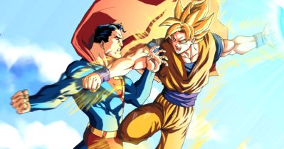 Goku vs Superman: Who Would Win The Battle And How? | GEEKS ON COFFEE
