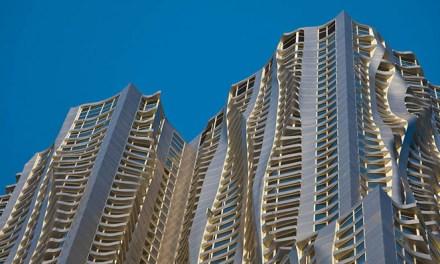 8 Spruce Street, la nueva creación de Frank Gehry