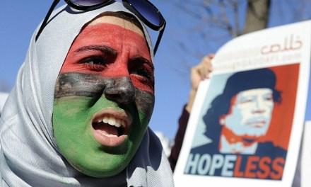 Recursos para estar informado de lo que sucede en Libia.