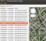 Creepy, cuanta data de geolocalización emitimos cuando usamos Twitter
