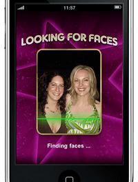 MyCeleb, aplicación de iPhone para encontrar tu parecido con celebridades